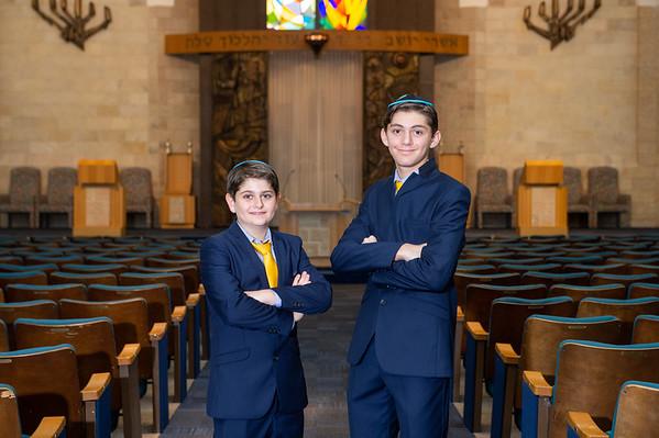 Braden & Lane B'nai Mitzvah