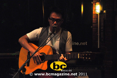 bc unplugged@the Wanch | 23 September 2011