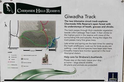 Full Size Maps & Signs - Chermside Hills Reserves