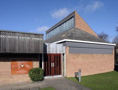Baptist Church, High Street, Kidlington, OX5 2DS