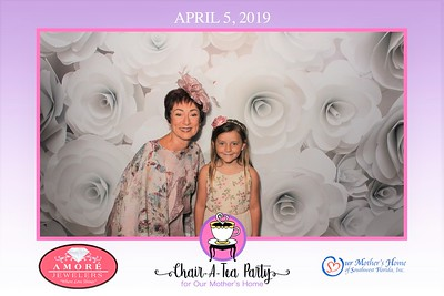 Our Mother's Home Chair-A-Tea Party 2019