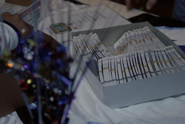2008 Ice Season Ticket Holder Party