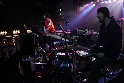 Eliot Lipp | Orange Peel | Asheville NC | 022012