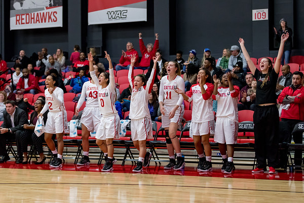 2016 Seattle U Women's Basketball vs CSU Bakersfield