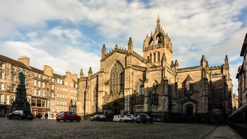 St Giles High Kirk of Edinburgh