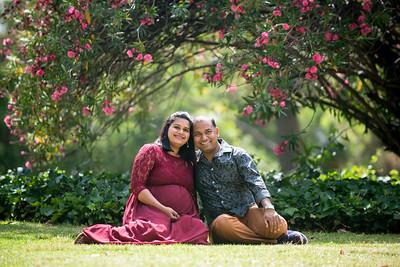 Parveen and Nirosha