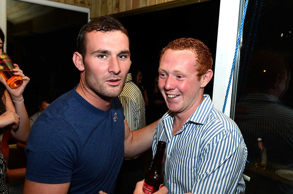 Conor Walshe 21st