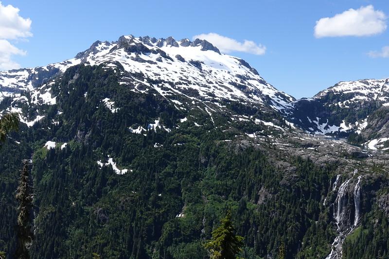 The Nine Peaks.