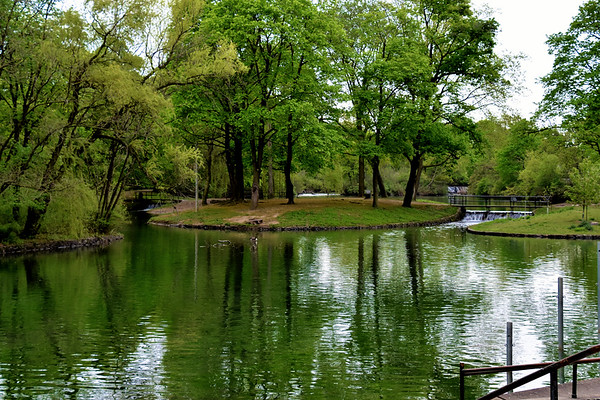 Dufferin Islands Park, Niagara Falls (May 2019)