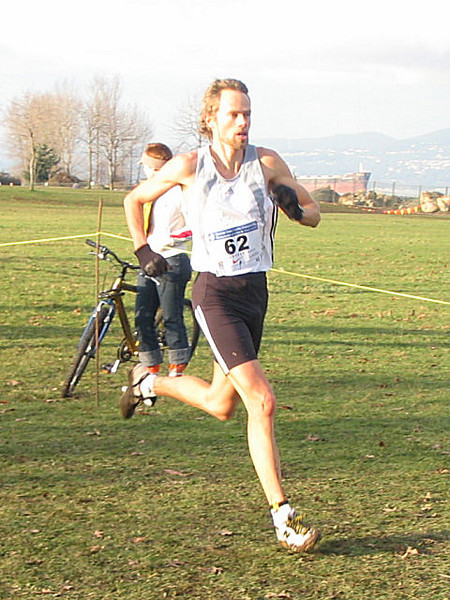 2005 Canadian XC Championships - Neil Holm