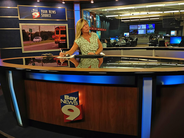 Greg at Bay News 9 - August 15, 2013