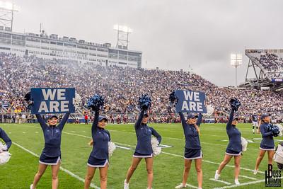 Penn State vs Minnesota Cheerleader pictures