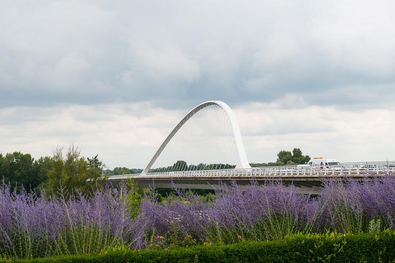 Bridge in Orleans, France