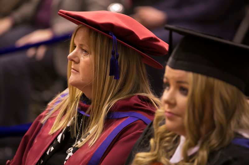 01/11/2017. Waterford Institute of Technology Conferring.  Picture: Patrick Browne