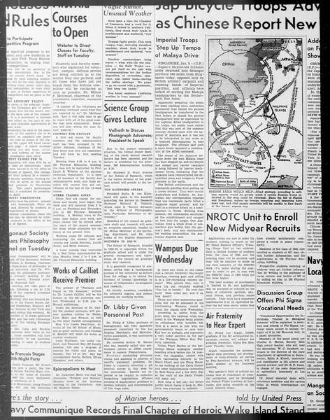 Daily Trojan, Vol. 33, No. 63, December 17, 1941