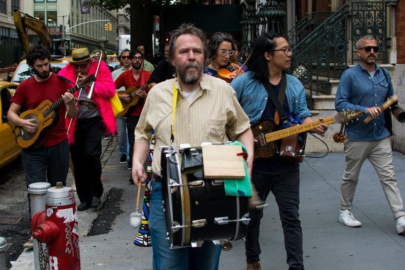 Marching bands of Manhattan