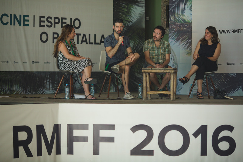 David Parros, Jerónimo Rodriguez, Laura Santullo