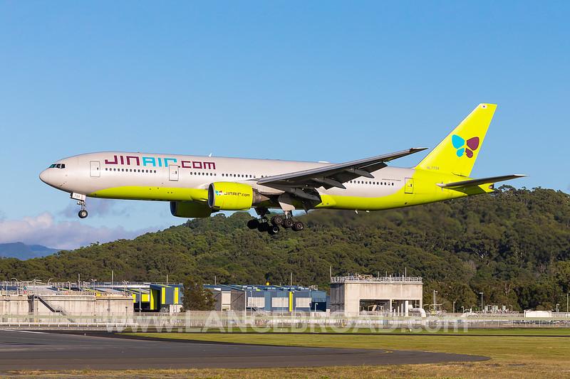 Jinair 777-200ER - HL7734 - OOL