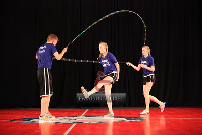 6/23 Double Dutch Single Freestyle Heat 6-10