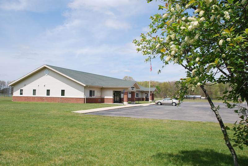Orangeville Township Hall