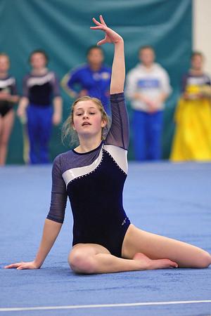 17 December Gymnastics vs Hopkins