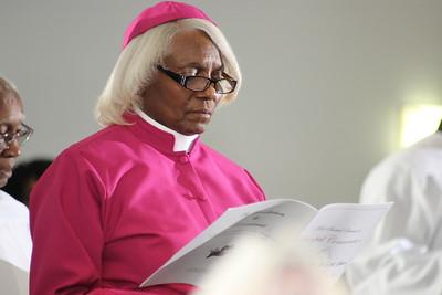 Consecration of Bishop Brenda C Groomes and Bishop Carl B Dixon