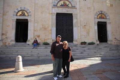 Caglieri, Sardinia Italy Nov 26