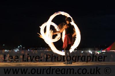 Haddington Fireworks