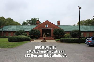 Auction Site & Location Map