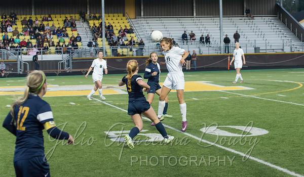 150929 NBHS Girls Soccer vs Brookings