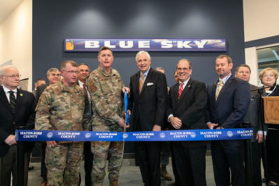 2020 BlueSky Software Engineering Center Ribbon Cutting