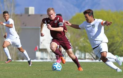 JHS Soccer vs Copper Hills 2016