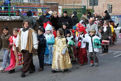 Kindercarnaval Steendorp 2010