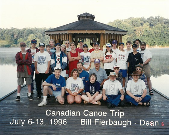 Camp Photos 1996