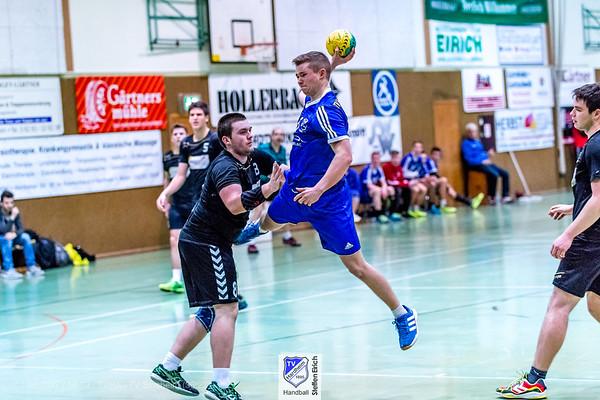 TVHA - TV Sinsheim (36:22) / Landesliga