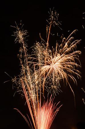 Fireworks at Roseann's