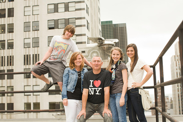 Harrell Family