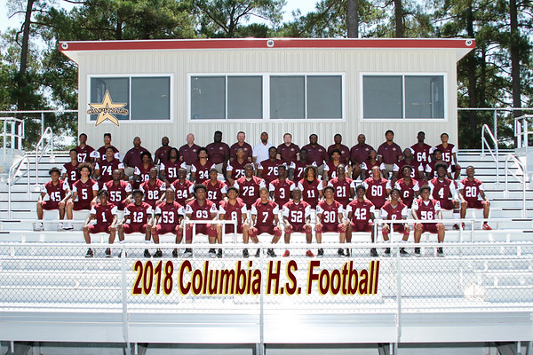 2018 Columbia Football