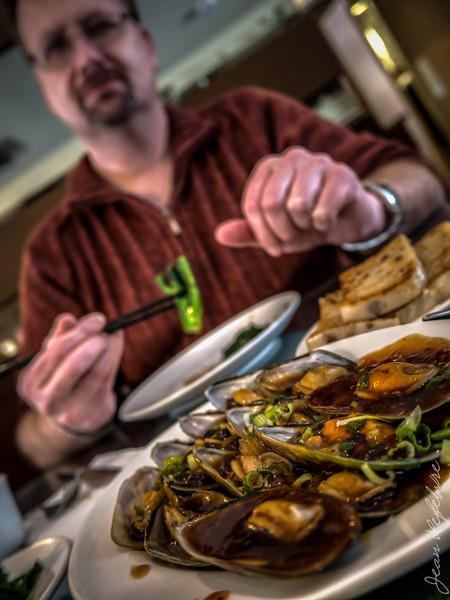 Dim Sum at Cameron Seafood, Kitchener Ontario