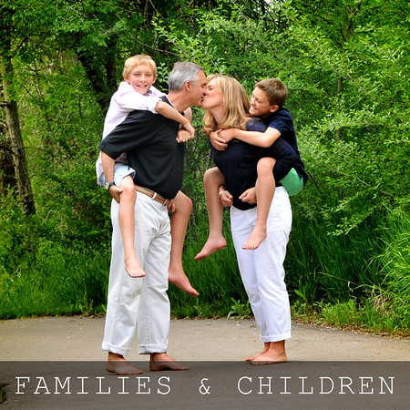 Families & Children Sessions