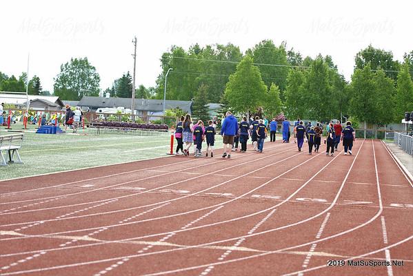 Special Olympics  Alaska Summer Games 50th Anniversary 6-8-2019
