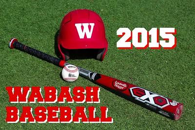 2015 Wabash Baseball
