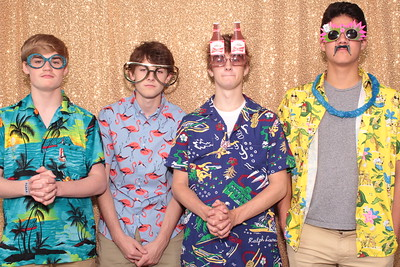 06.15.19 Thomas, Max, Clayton, & Max Grad Party