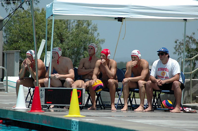 Fisher Cup 2012 - Stanford Water Polo Club vs Santa Barbara 5/19/12.  Final score 12 to 5.  SWPC vs SBWPC.  Photos by Tom Ploch.