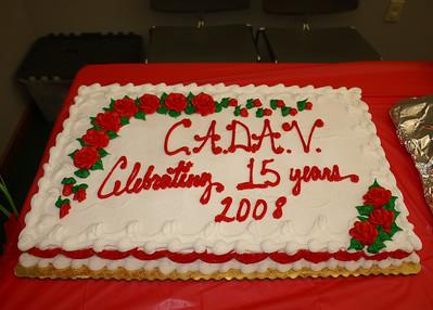 CADAV - 15th Year Celebration