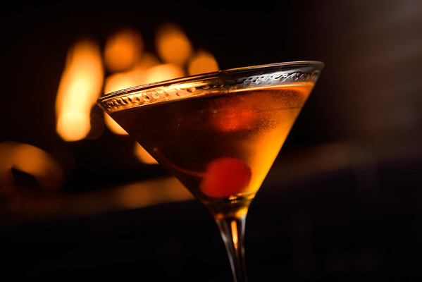 Sundance the Steakhouse - Cocktails by the Fire + Bar Details