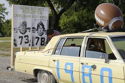 Homecoming Parade 100220