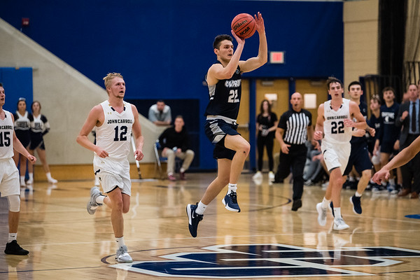 CWRU vs JCU M Basketball 11-20-2019