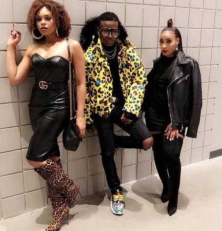 Concert Vibes - December 7, 2018