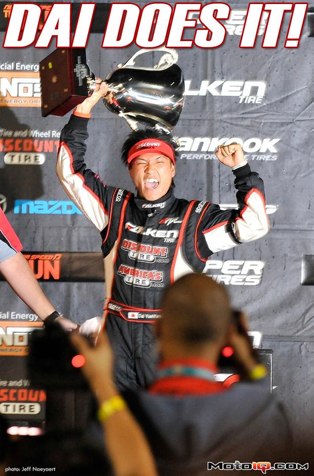 Daijiro Yoshihara 2011 Formula Drift Champion